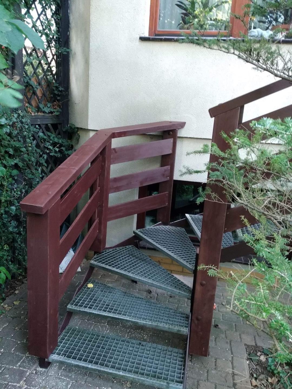 pietrak zadaszenie zadaszenia tarasu taras schody kompozyt wiata wiaty