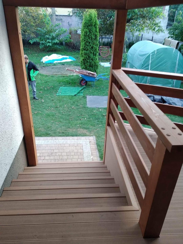 pietrak zadaszenie zadaszenia tarasu taras schody
